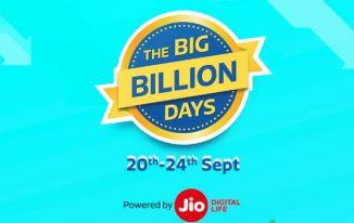 Flipkart Big Billion Day 2017: Mobile Offers, Tv Offers, Laptop Offers