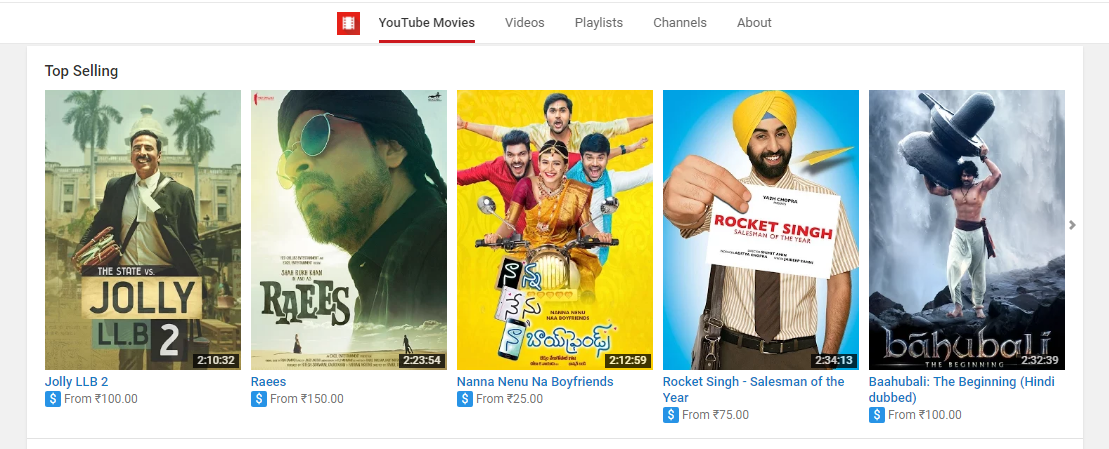 best website for hindi movies online