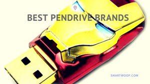 Best Pendrive Brands