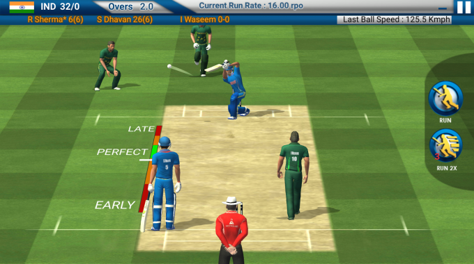 Epic Cricket - Best Cricket Simulator 3D Game- screenshot