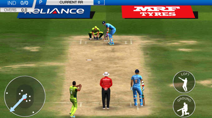 ICC Pro Cricket 2015- screenshot