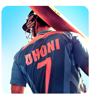 Download MS Dhoni Game on Andriod Smartphones