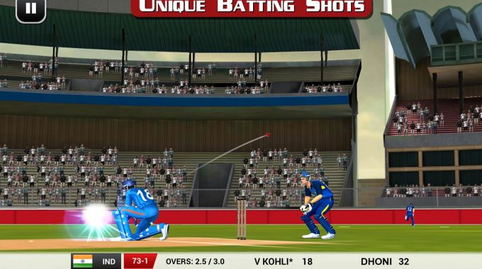 MS Dhoni: Untold Story- Official Cricket Game- screenshot