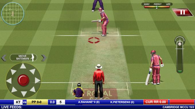 Real Cricket™ Premier League- screenshot