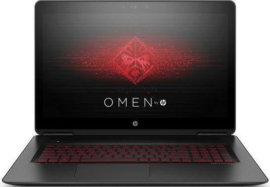 HP OMEN X Laptop- 17t