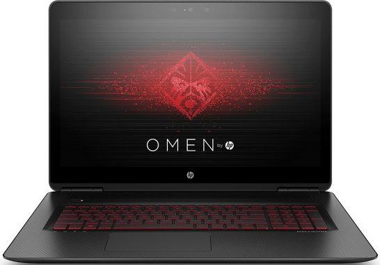 HP OMEN X Laptop- 17t