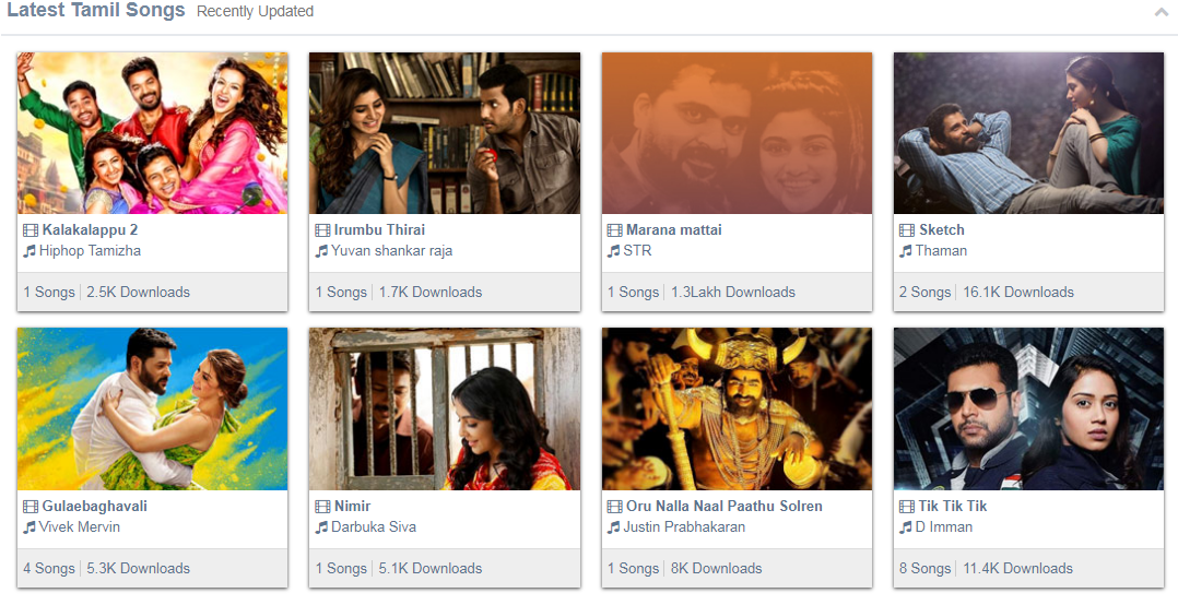 tamil songs downloading sites