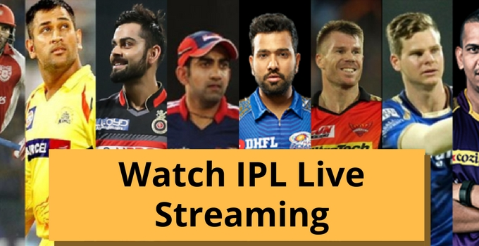 Watch IPL Live Streaming