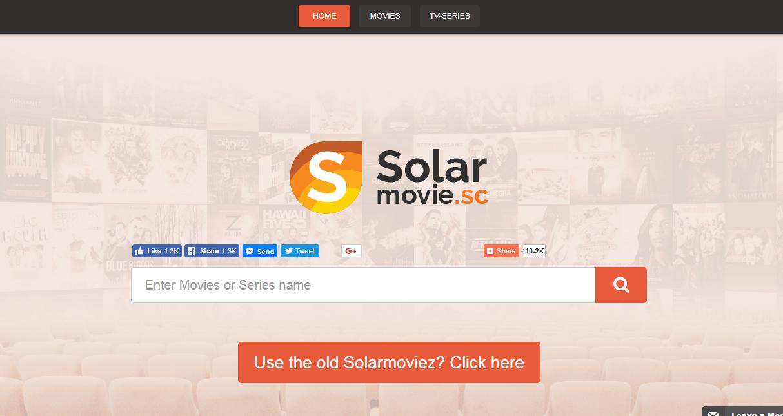 solar moviez