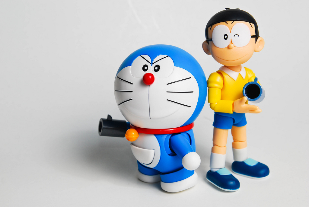 download Doraemon episodes and movies for free