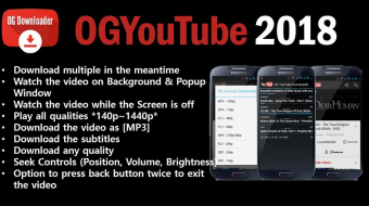 Download OG YouTube Apk for Android