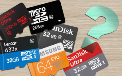Is There A Difference Between Micro SD Cards