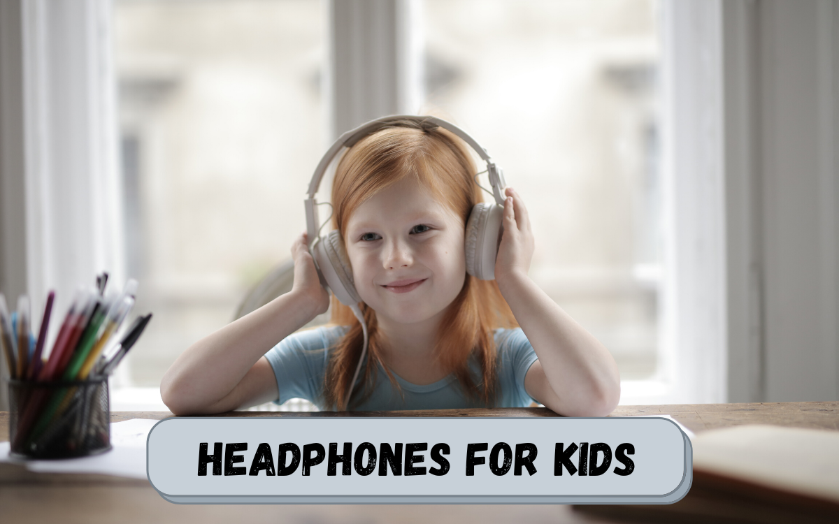 Headphones for Children and Kids in India
