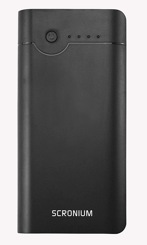SCRONIUM Portable Charger 30000mAh Power Bank