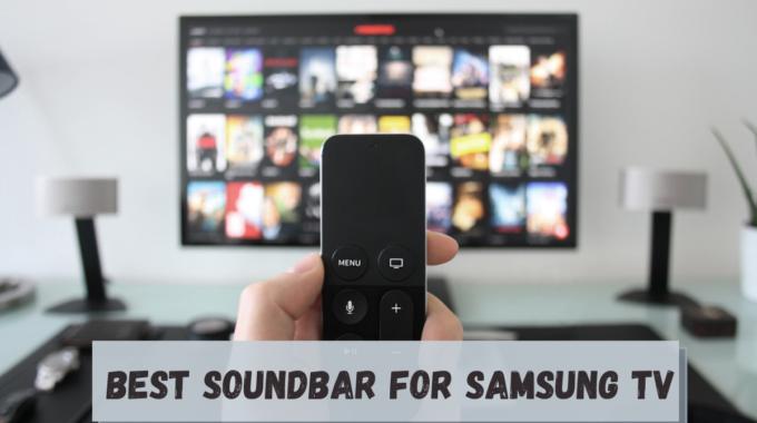 Top 10 Best Soundbar for Samsung Tv