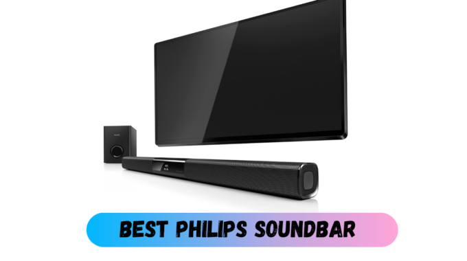 Best Philips Soundbar