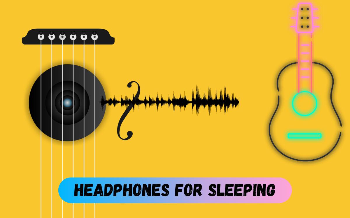 Headphones for Sleeping