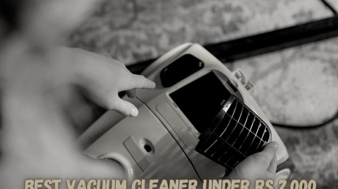 Best Vacuum Cleaner under Rs 2,000