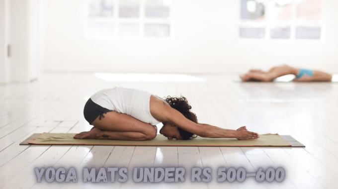 Yoga Mats Under Rs 500- 600